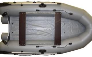 Лодка ПВХ M-330 FM Light — обзор и отзывы