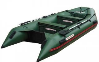 Лодка ПВХ Nissamaran 360 — обзор и отзывы