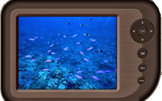Камера подводного наблюдения 7 — обзор и отзывы
