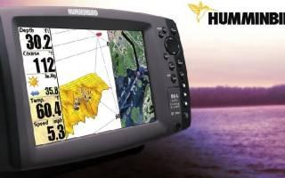 Электроника Humminbird — обзор и отзывы