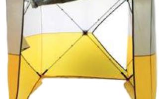 Палатка Prival Сахалин 4 — обзор и отзывы