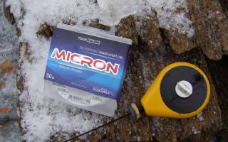 Леска Team Salmo Micron — обзор и отзывы