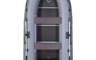 Лодка ПВХ Пилот М-320 — обзор и отзывы