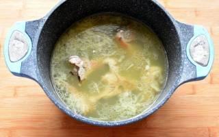 Ерши, запеченные с грибами и сметаной, «по-сибирски»: пошаговый рецепт с фото