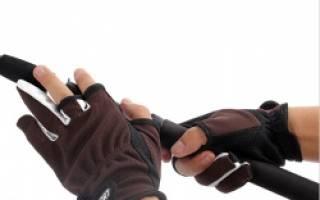 Перчатки спиннингиста Alaskan — обзор и отзывы