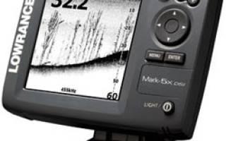 Эхолот Lowrance HDS-5 — обзор и отзывы