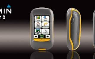 Навигатор Garmin Dakota 10 — обзор и отзывы