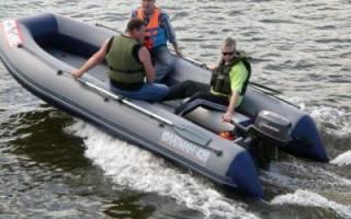 Лодка ПВХ Флагман 320L — обзор и отзывы