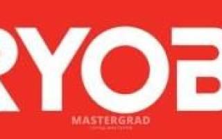 Аксессуары Ryobi — обзор и отзывы