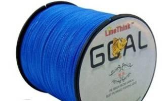 Плетеная леска Unitika — обзор и отзывы