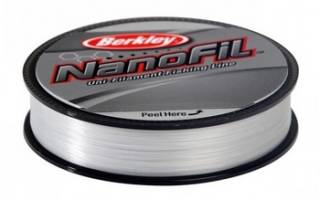 Шнур Berkley NanoFil 10lb — обзор и отзывы
