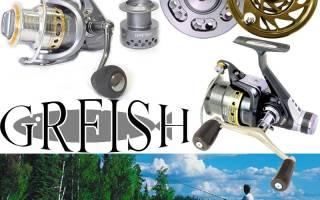 Катушки GRFish — обзор и отзывы