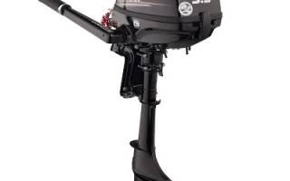 Мотор Mercury 5 M — обзор и отзывы