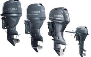 Моторы Yamaha — обзор и отзывы