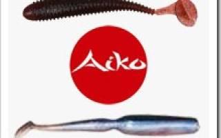 Мягкая приманка Aiko Godzilla 4.8» — обзор и отзывы