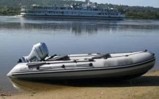 Лодка ПВХ CompAs 400 — обзор и отзывы