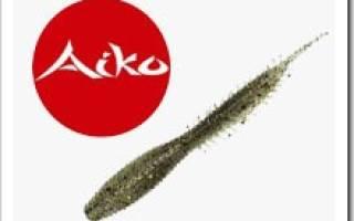 Мягкая приманка Aiko Skinny 3,6″ — обзор и отзывы
