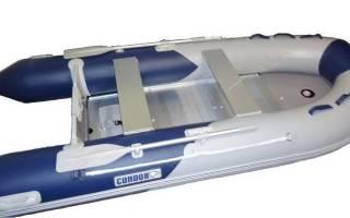 Лодка ПВХ Condor AL-285 — обзор и отзывы