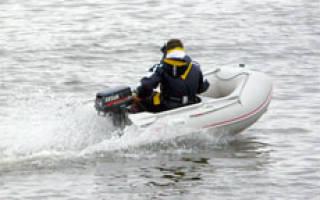 Лодка ПВХ Badger Fishing Line 270 — обзор и отзывы