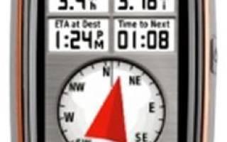 Навигатор Garmin GPSMAP 62s — обзор и отзывы