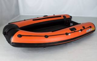 Лодка ПВХ Solar-270 — обзор и отзывы