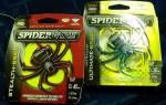 Отзывы о снастях SpiderWire
