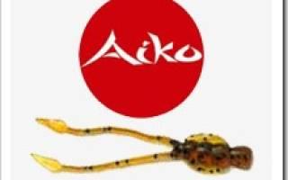 Мягкая приманка Aiko Eel 2» — обзор и отзывы