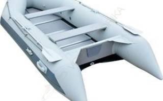 Лодка ПВХ Jet! Sydney 300 PL — обзор и отзывы