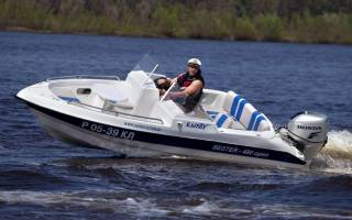 Лодки и моторы Bester — обзор и отзывы