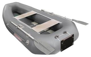 Лодка ПВХ Мурена 270 MR2 — обзор и отзывы