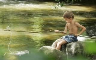 Рыбалка с точки зрения работы. (часть 1)