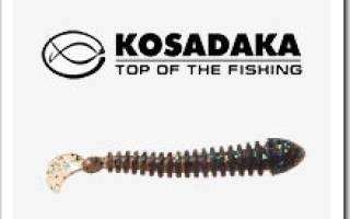 Мягкие приманки Kosadaka — обзор и отзывы