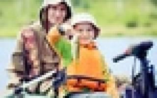 Как научить детей любить рыбалку? Практическое пособие для родителей