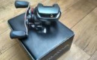 Мультипликаторная катушка Daiwa Z 2020SH — обзор и отзывы