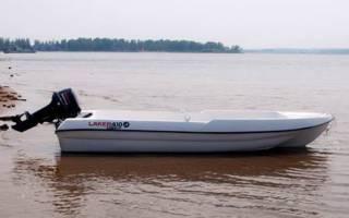 Лодка Nissamaran Laker 410 — обзор и отзывы