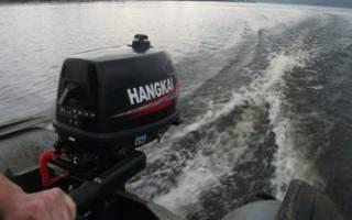 Мотор Hangkai 4 — обзор и отзывы