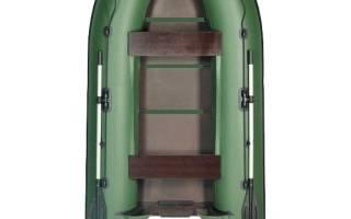 Лодка ПВХ Ривьера 2900 — обзор и отзывы