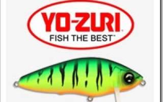 Отзывы о снастях Yo-Zuri