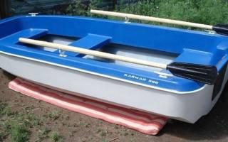 Лодка ПВХ Кайман N-400 — обзор и отзывы