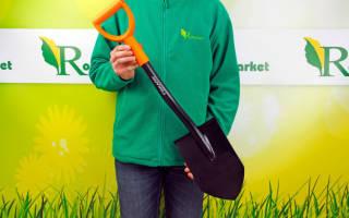 Лопата Fiskars Solid — обзор и отзывы