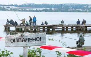 Суд отменил штраф за рыбалку на РПУ «Правый берег»
