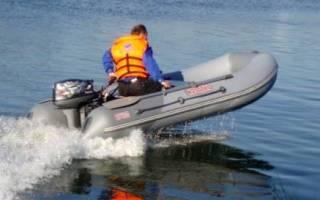 Лодка ПВХ Касатка KS-335 — обзор и отзывы