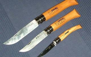 Нож традиционный Opinel Classic — обзор и отзывы
