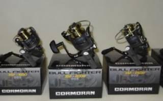 Безынерционная катушка Cormoran Cortec 3PiF 1500 — обзор и отзывы
